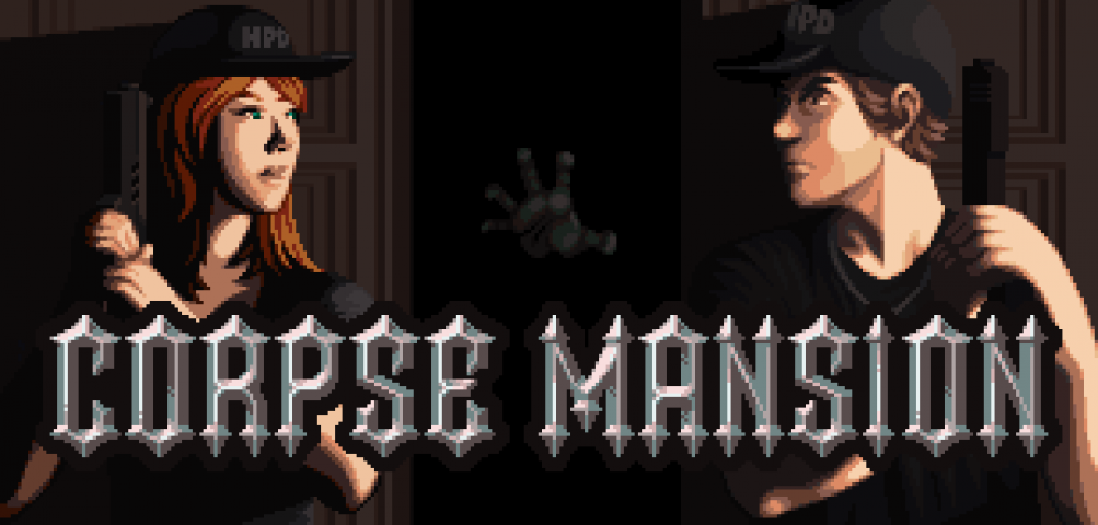 Corpse Mansion cover art